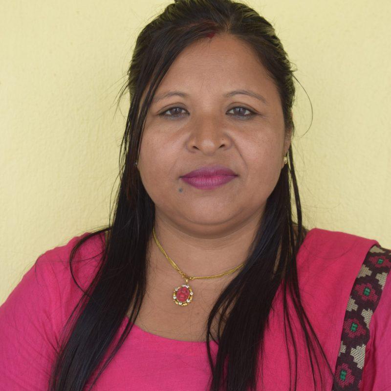 Madhumaya Shrestha