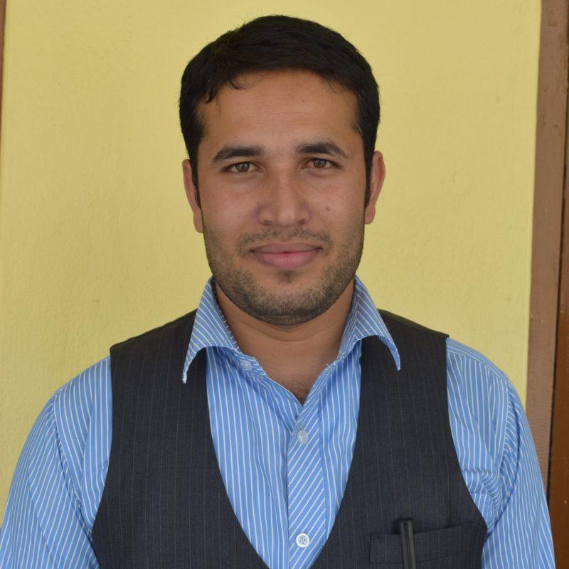 Pramod Raj Poudel