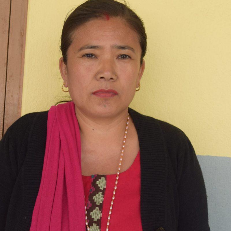 Sanimaya Gurung